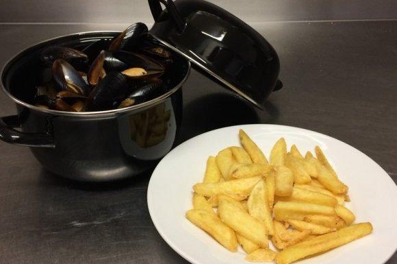 Les moules frites La Séauve-sur-Semène - Les spécialités d'un restaurant traditionnel